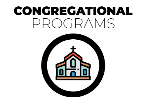 CONGREGATIONAL PROGRAMS